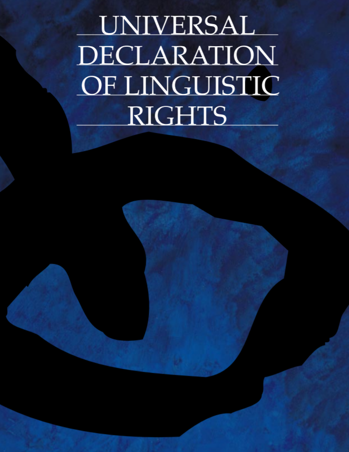 Linguistic Rights cover